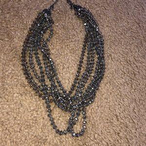Lia Sophia multilayered short necklace